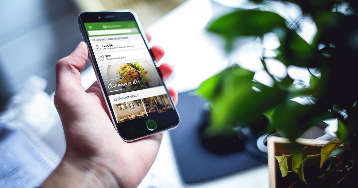 L'app TheFork si aggiorna in tempo anti-COVID