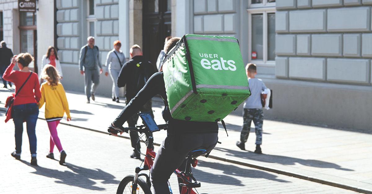 Il food delivery ucciderà i ristoranti e dalle case spariranno le cucine…